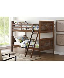 Twin Over Twin Artesian Bunk Bed