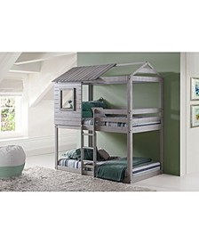 Twin Loft Bed Deer Blind