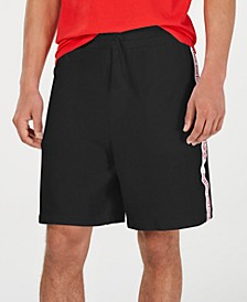 Men's Logo Side-Tape Shorts Created For Macy's