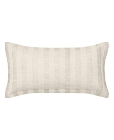 Laura Ashley Lorene Beige Breakfast Pillow