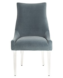 De Luca Side Chair, Quick Ship - facet issues