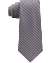 0e2041db843a Michael Kors Men's Thin Stitched Tailored Stripe Tie