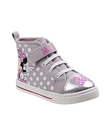 Minnie Mouse's Every Step Canvas Sneakers
