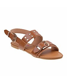 Every Step Strappy Sandals