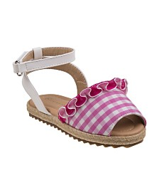 Laura Ashley's Every Step Espadrille Sandals