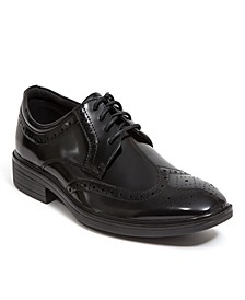 Men's Taro Memory Foam Wingtip Oxford