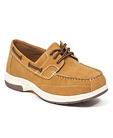 Deer Stags Men's Mitch Memory Foam Boat Shoe