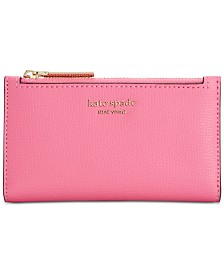 ff266085e2b2 kate spade new york Sylvia Small Leather Bifold Wallet