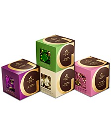 4-Pc. Dark, Vanilla, Strawberry & Mint G Cube Set