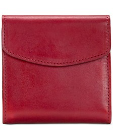 Patricia Nash Waxed Leather Reiti Wallet