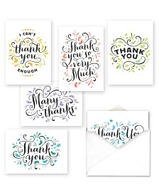 Pretty Baby Thank You Note Set