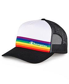 Champion Logo Trucker Hat