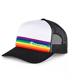 Champion Logo Trucker Hat
