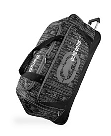 "Unlimited Steam 32"" Rolling Duffel Bag"