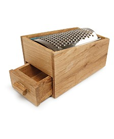 Sagaform Cheese Grater with Drawer