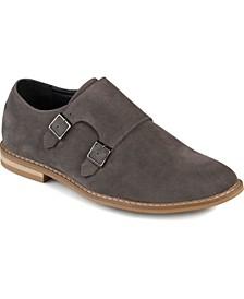 Men's Isaac Double Monk Strap Shoe