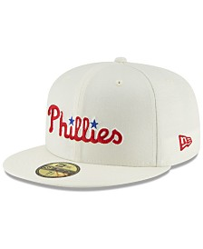 quality design 6a5ee 86af1 New Era Philadelphia Phillies Vintage World Series Patch 59FIFTY Cap