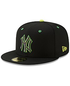 New Era New York Yankees Night Moves 59FIFTY Fitted Cap