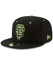 New Era San Francisco Giants Night Moves 59FIFTY Fitted Cap