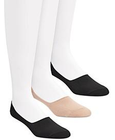 Men's 3-Pk. Liner Socks