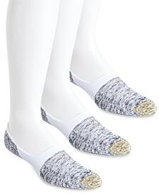 Men's 3-Pk. Marled Tab Socks