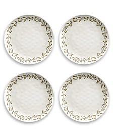 Gather Garland Dinner Plate, Set of 4