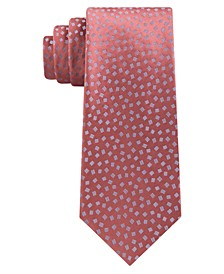 Men's Mini-Square Tie, Created for Macy's