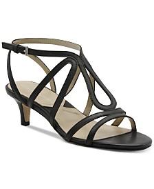 Adrienne Vittadini Safara Strappy Sandals