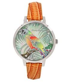 Paradise Parrot Watch
