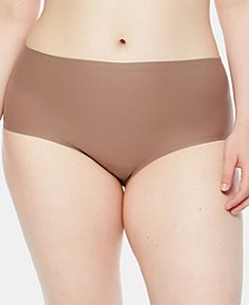 Women's Plus Size Soft Stretch One Size Full Brief 1137, Online Only