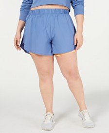 Nike Plus Size Sportswear Heritage Fleece Shorts
