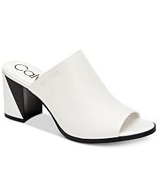 Calvin Klein Women's Coral Dress Sandals