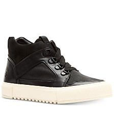 Frye Gia Lug Trail Lace-Up Sneakers