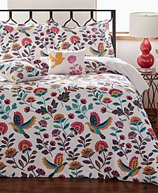 Mina Duvet Set, Full/Queen