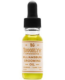 Williamsburg Grooming Oil, 0.5-oz.