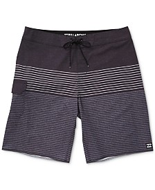 "Billabong Men's All Day Heather Stripe 19"" Swim Trunks"