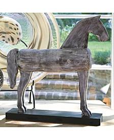 Folk Art Horse Small