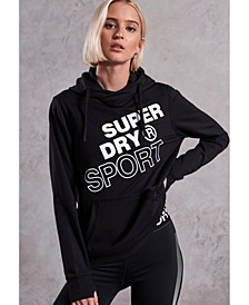 Core Graphic Hoodie