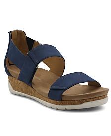 Adrienne Vittadini Taytum Footbed Sandal