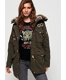 Rookie Rock Royalty Parka Jacket