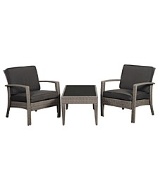 3 Piece Patio Seating Set