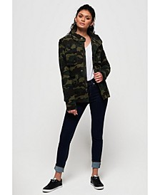 Jade Rookie Pocket Jacket