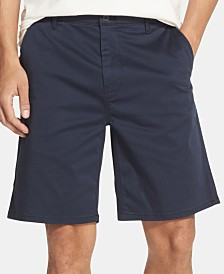 "DKNY Men's Stretch Chino 9"" Shorts"