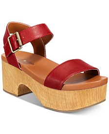 Seven Dials Wayne Wedge Sandals