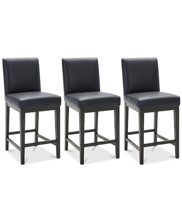 Furniture Reed Stool, 3-Pc. Set (3 Counter Stools)