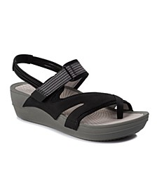 Brinley Rebound Technology Sandals