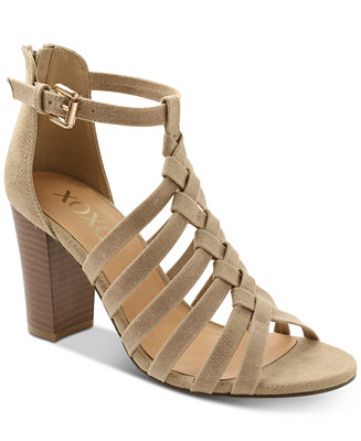 Basset Strappy Sandal by General