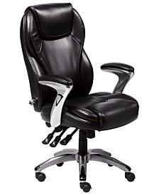 Serta Executive Adjustable Office Chair, Quick Ship