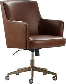 Tommy Hilfiger Belmont Home Office Chair, Quick Ship