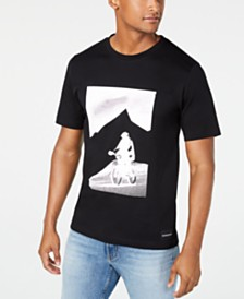 Calvin Klein Jeans Men's Motocross Graphic T-Shirt